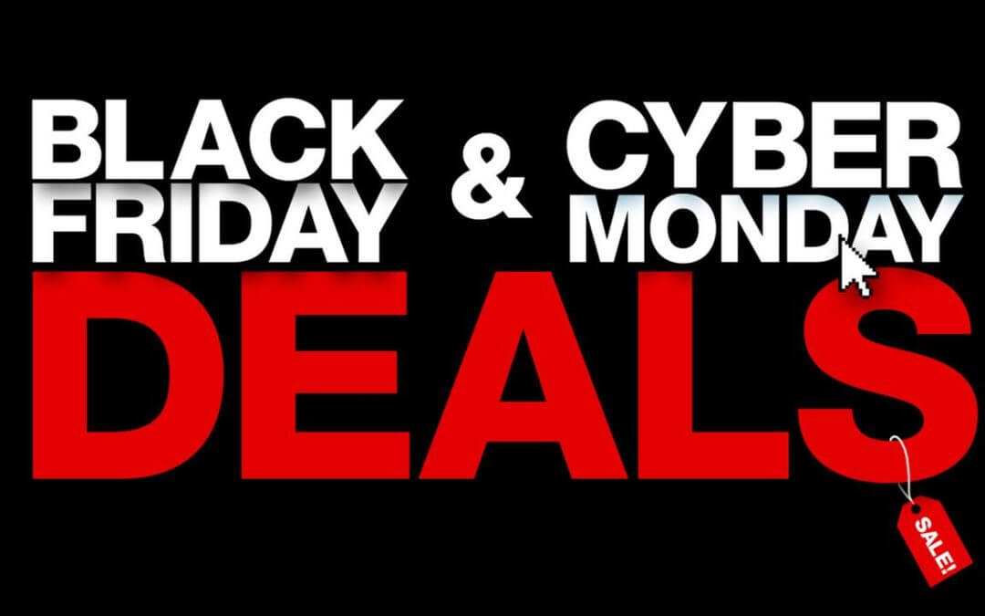 Blackfriday & CyberMonday Sale