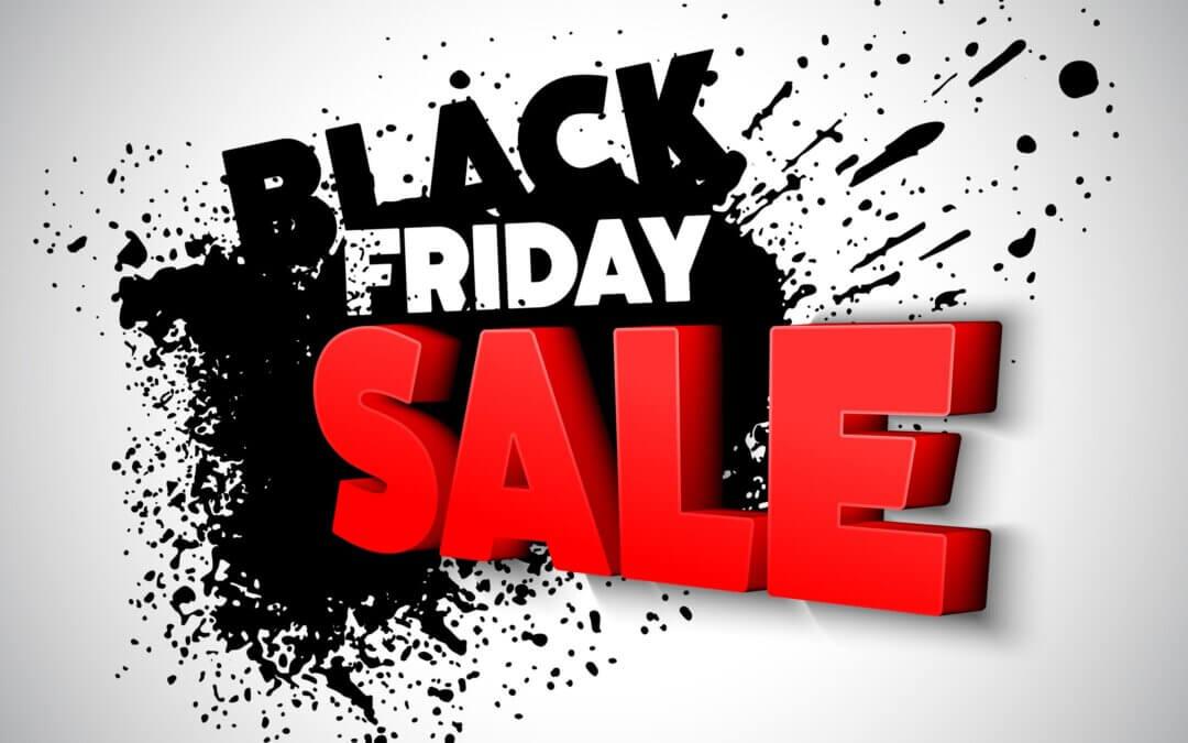 Black Friday 2020 – 50% off shared hosting & VPS Hosting.